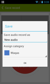 Recorder with Tags_Save