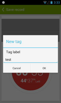 Recorder with Tags_Tag