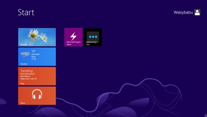 Project Siena Develop windows apps without coding