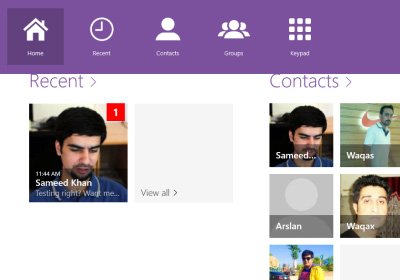 Hands-On With The Official Viber App For Windows 8 & RT