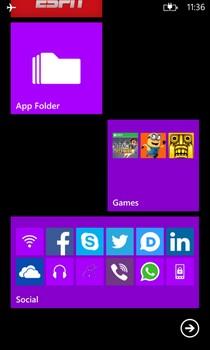 How To Create Folders For Apps & Settings On Nokia Lumia Windows Phone 8