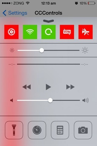 CCControls iOS 7