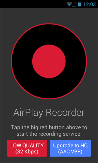 doubleTwist AirPlay Recorder