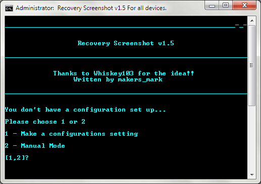 Android Recovery Screenshot for Windows 02