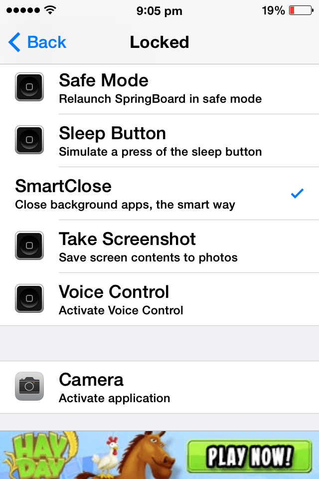 smartclose for ios efficiently quit background apps save battery activator