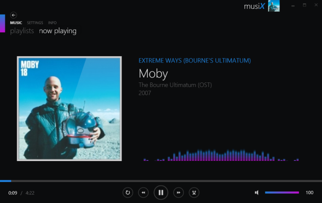 Musix_Now Playing