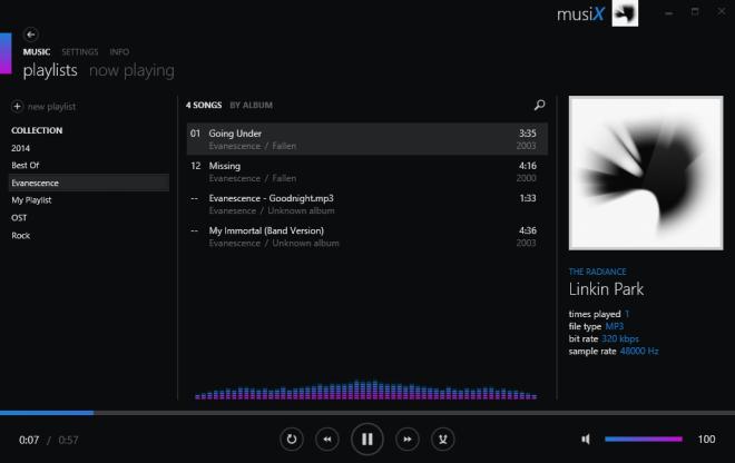 Musix_Playlists