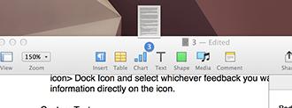 Mac Work - Icon Moving