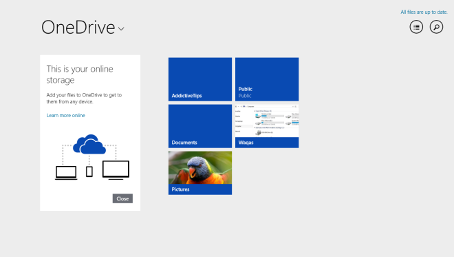 SkyDrive Is Now One Drive