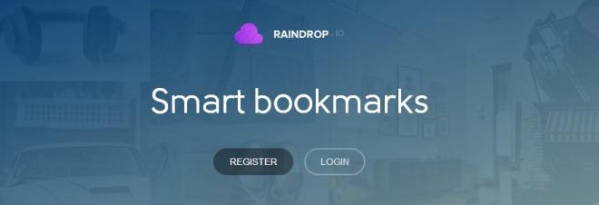 Raindrop.io - Smart bookmarks