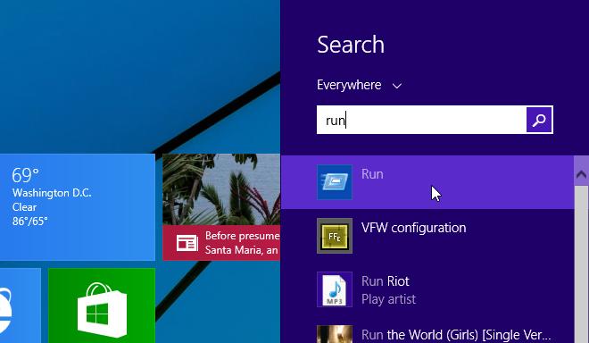 Startup Folder Start Screen
