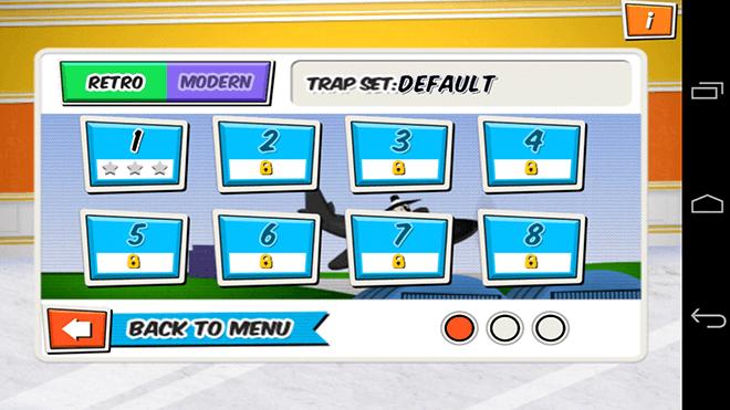 Spy vs Spy – Level Select