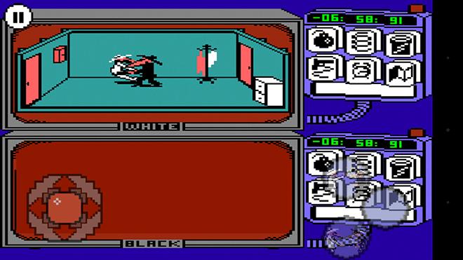 Spy vs Spy – Retro