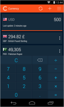 Simple Currency Converter_New Theme