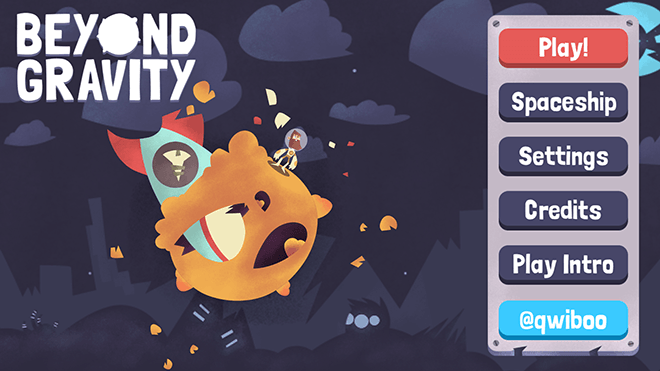 Beyond Gravity - Intro