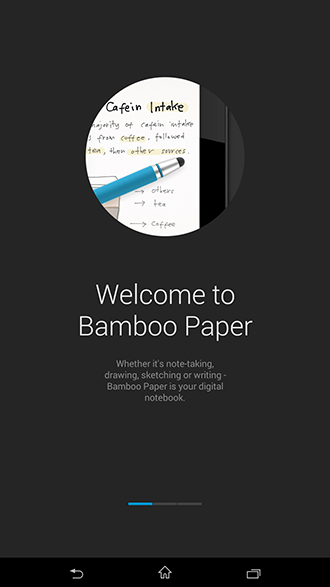 Bamboo Paper - Launch 2