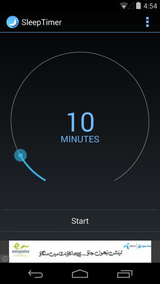 Sleep Timer timer