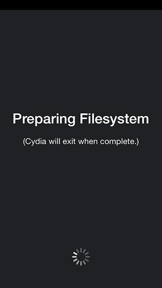 Jailbreaking - Preparing Filesystem