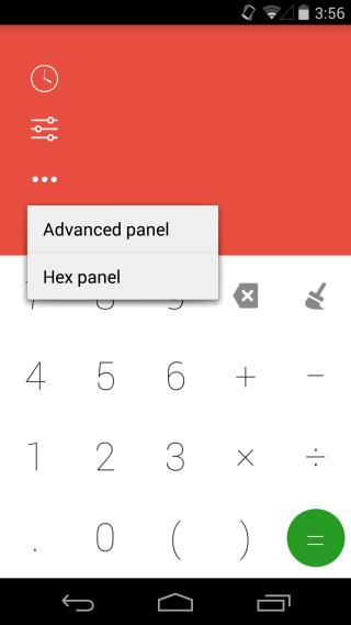 Numix advanced panel