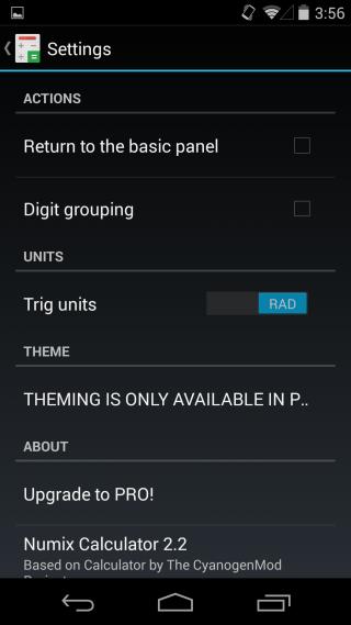 Numix settings2