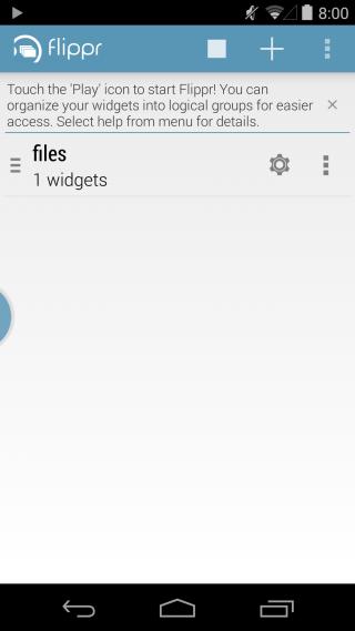 flippr app