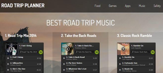 Best Road Trip Music