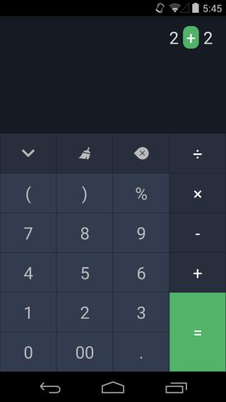 Calc edit