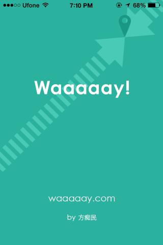 Waaaaay