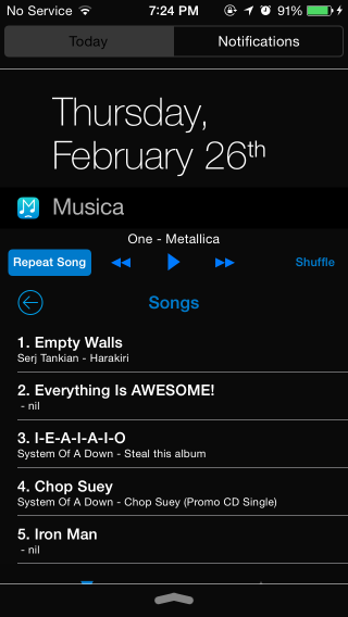 Musica_songs