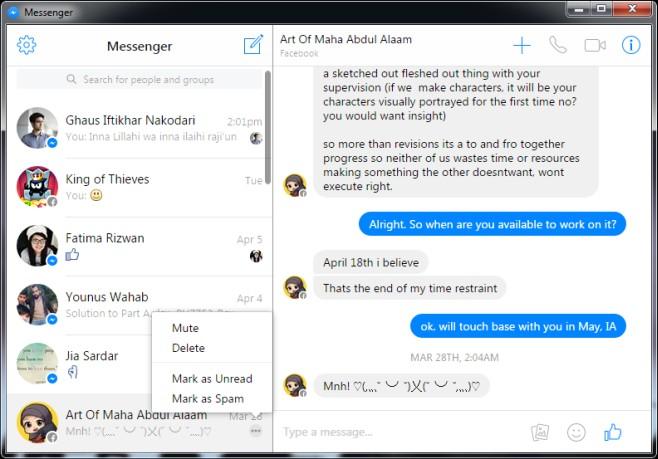 FB_Messenger_windows