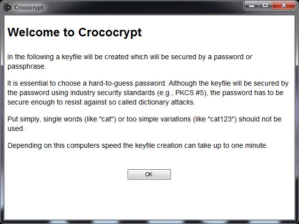 Crococrypt
