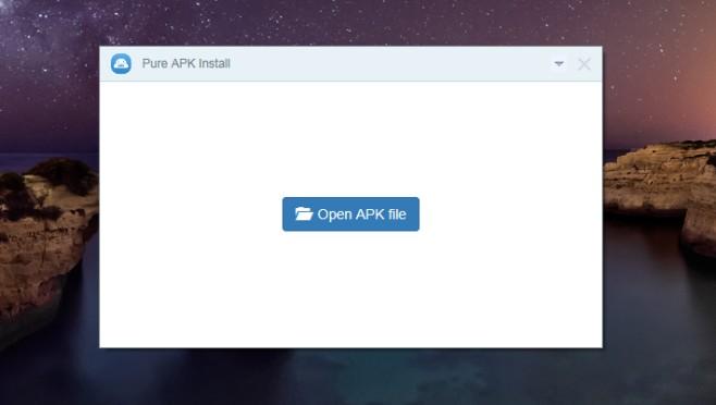 select APK