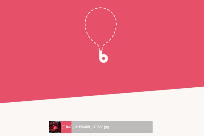 Balloon-send-file