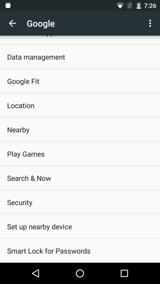 android 6 -google