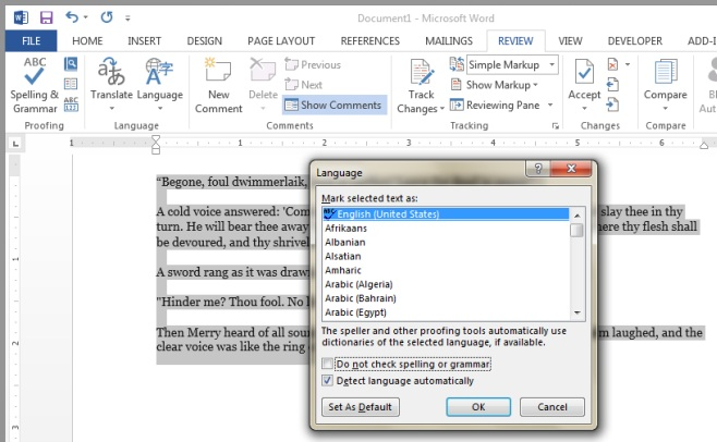 ms word – proofing1