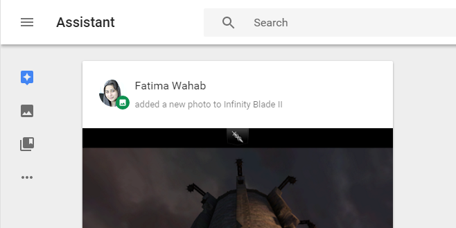 Assistant – Google Photos