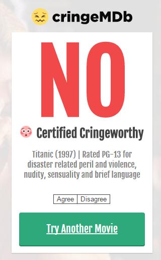 cringeMDb no