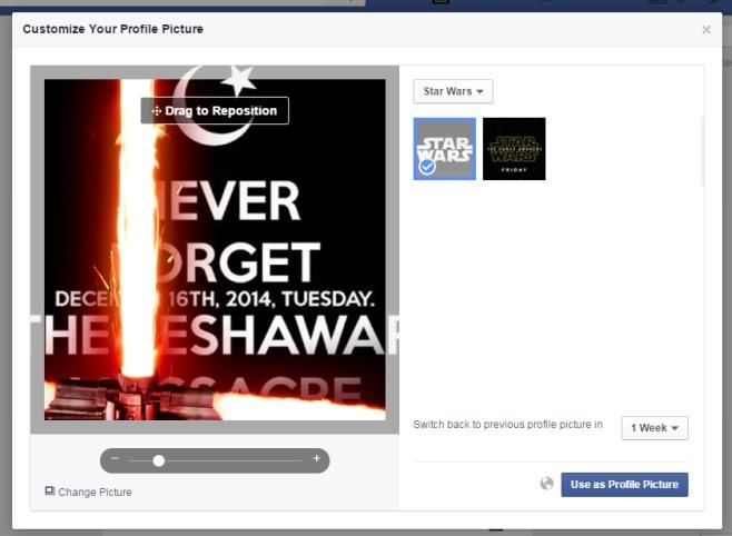 star wars fb profile pic