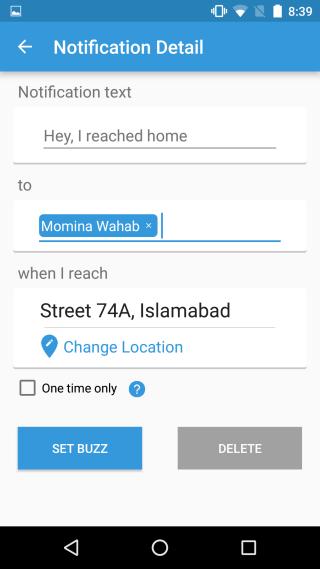 buzzer-location-message