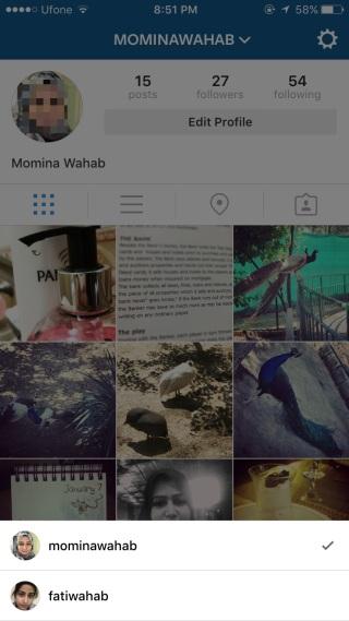 instagram-switch-account