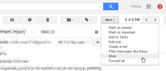 gmail-mute