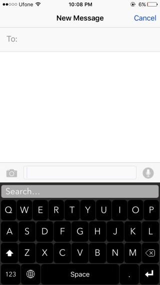 Image Search Keyboard