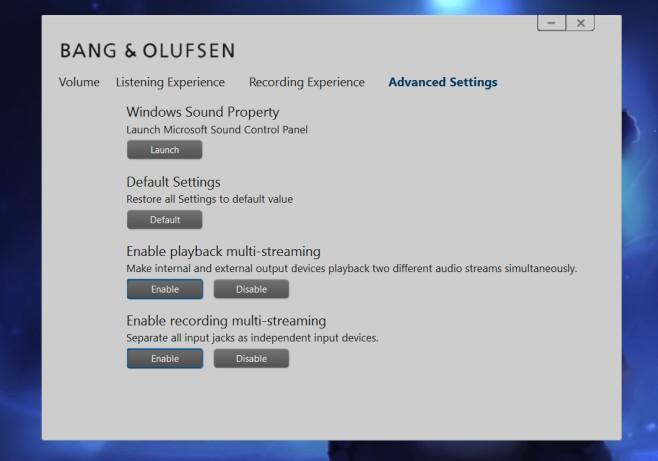 audio-driver-settings