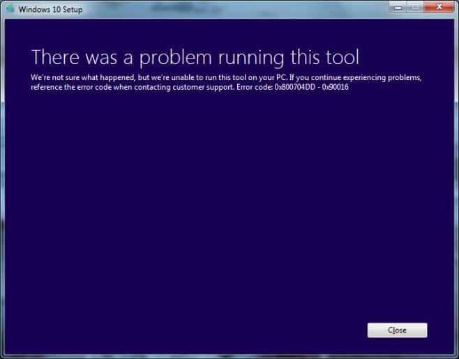 Windows 10 Setup_error