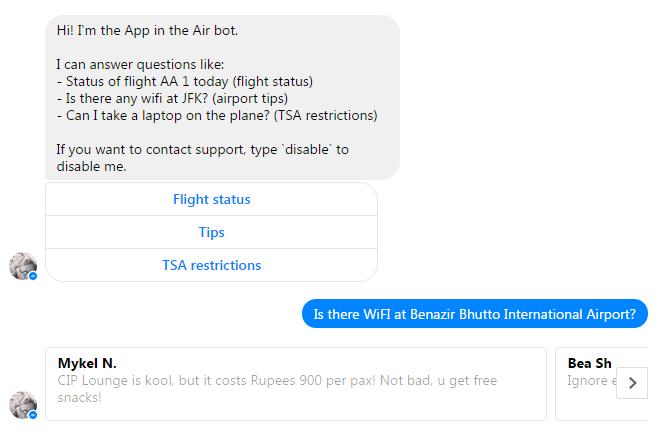 app in air -wifi