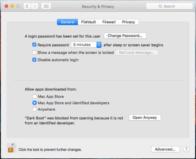 macOS-gatekeeper