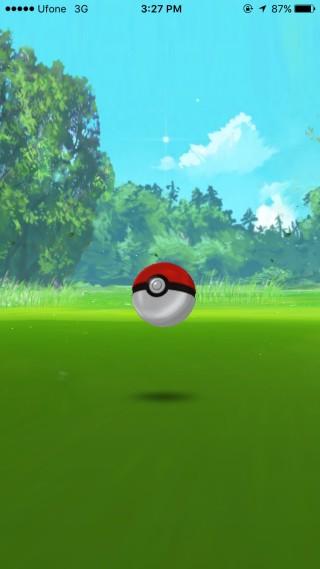 caught-pokemon-go