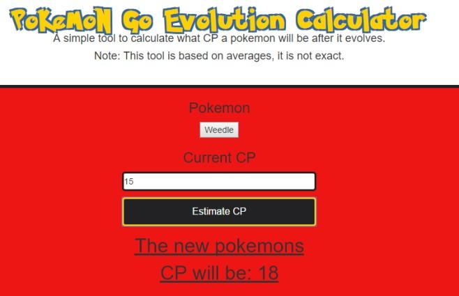 pokemon-cp-calculated