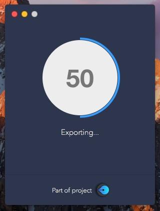 Exporter-working