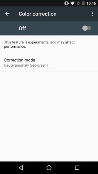 android-color-correction